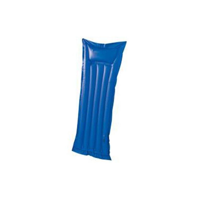 Luftmatratze Blau Badespaß Urlaub Wasserspaß Wassersport Länge 170 cm